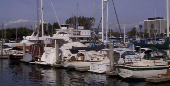 The BoatYard, Marina del Rey