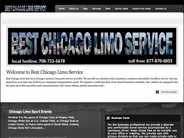 Best Chicago Limo Service