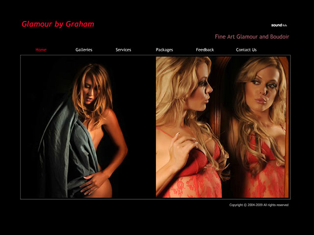 Glamour by Graham