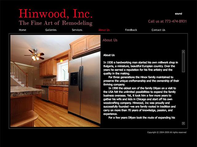 Hinwood