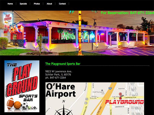 Playground Sports Bar