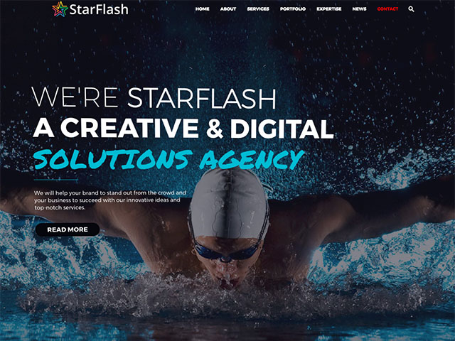 StarFlash Digital Agency