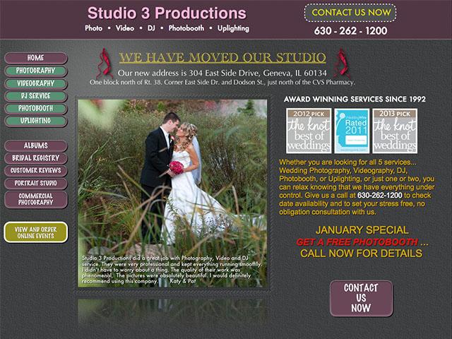 Studio 3 Pros (HTML)