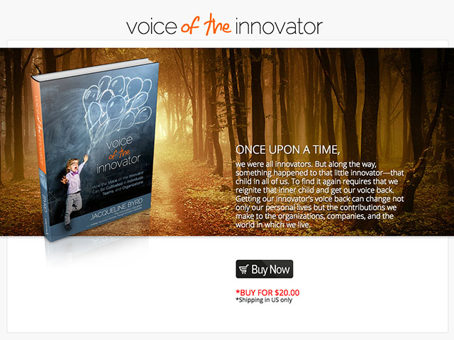 Voice of the Innovator